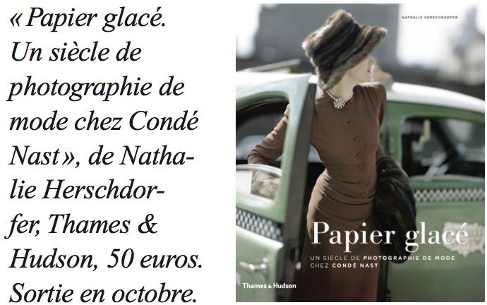Papier Glacé, Galliera