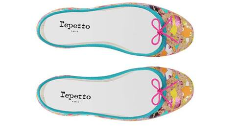 Ballerines Repetto Artty