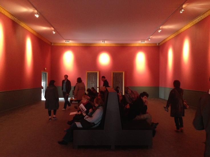 Le musée vide