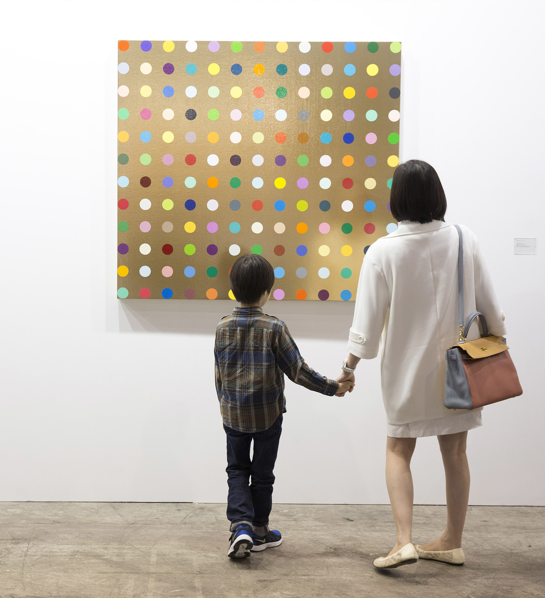 White Cube Gallery, Damien Hirst