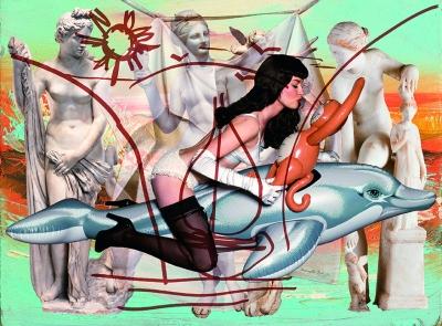 Jeff Koons - Antiquity 3 2009-2011