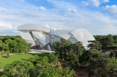Fondation Louis Vuitton - Photo Iwan Baan 2014