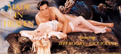 Jeff Koons - Made In Heaven 1989