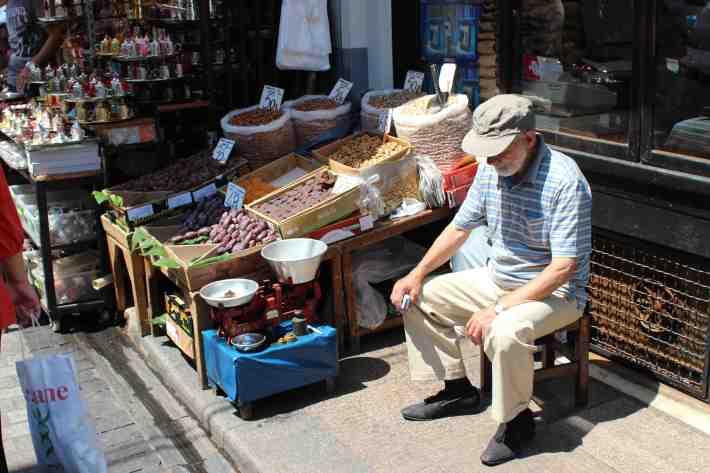 Grand Bazaar, Photo : Frederic Dumas